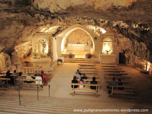 Grotta di San Michele in Monte Laureto - Putignano